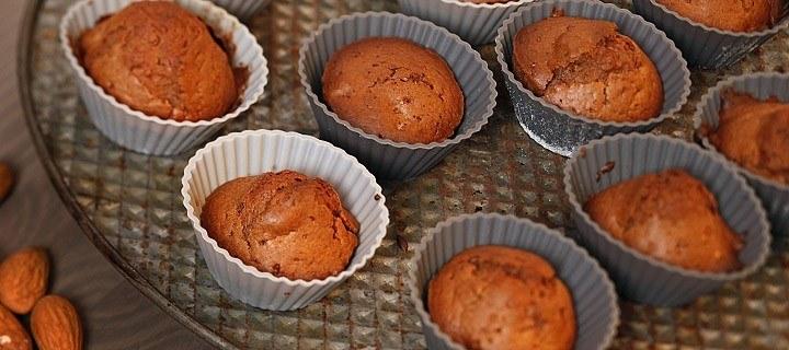 Mini muffins chocolade (12 stuks)