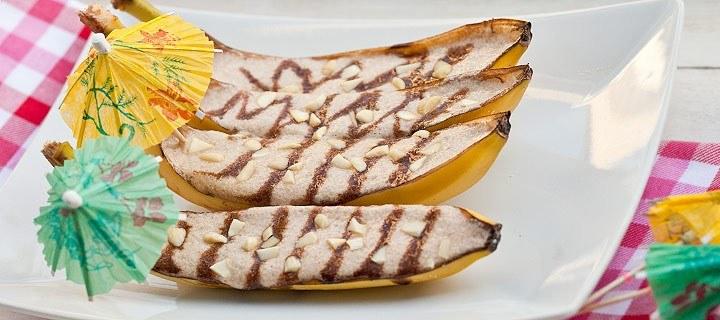 Bananenmousse