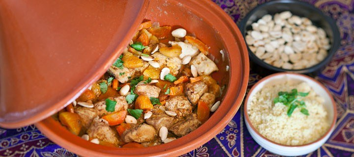 Marokkaanse Tajine