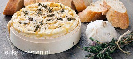 Camembert uit de oven