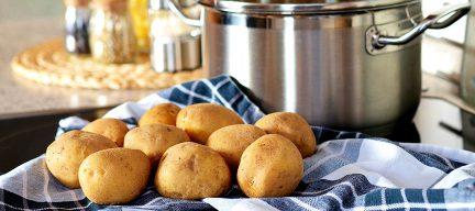 Tips aardappelen