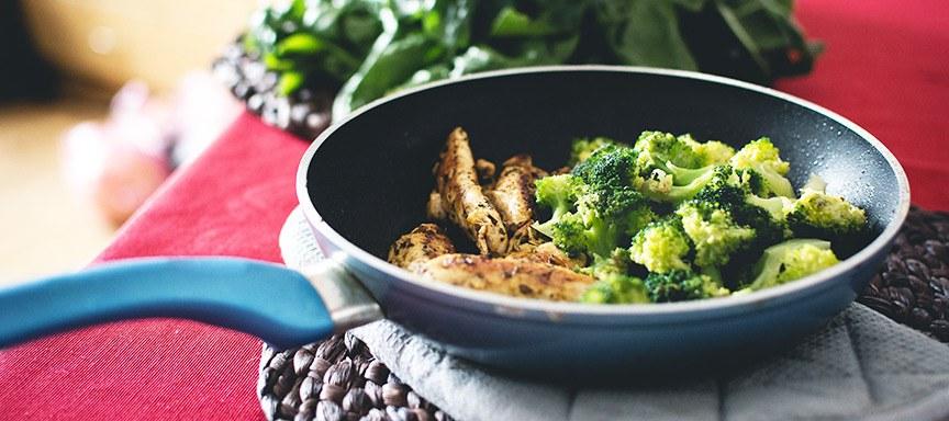 Tips (wok)pannen