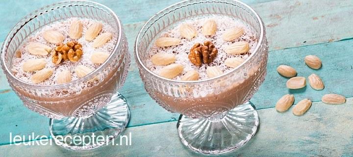 Meghli (Libanese pudding)