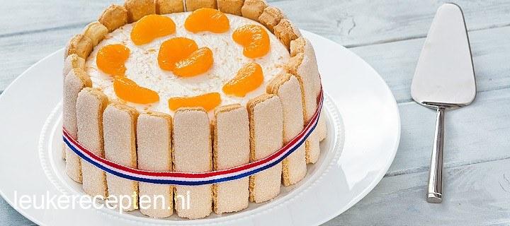 Oranje charlotte