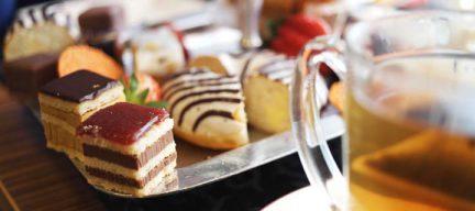 Hotspot: high tea bij Zinin ijs en chocolade