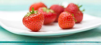 Zomerfruit: de aardbei