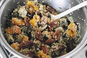 quinoa salade met haloumi 06