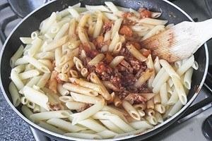 pasta bolognaise uit de oven02