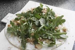 Tortillarolletjes met geitenkaas02