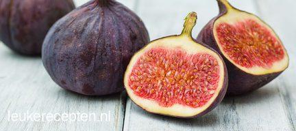 Herfstfruit: de vijg
