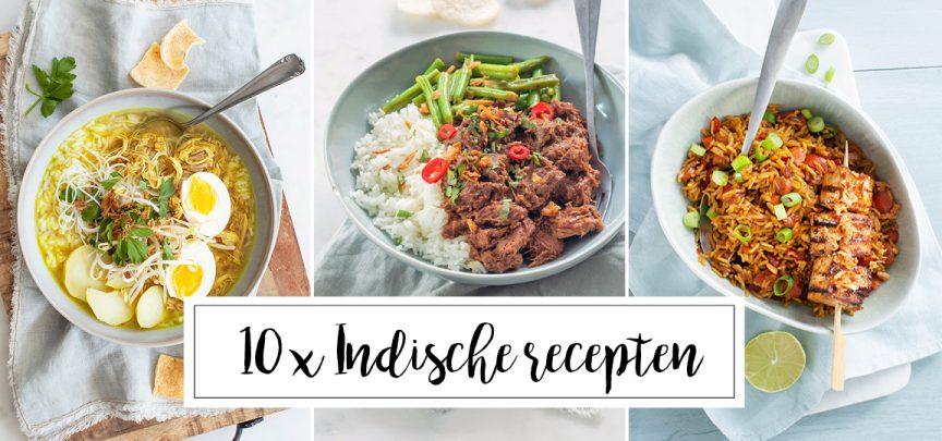 10 x Indische recepten