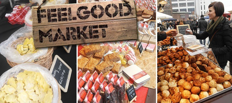 Hotspot: Feelgood market