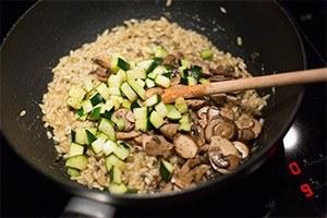 vegetarische kerst risotto08