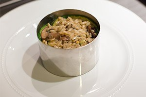 kerst risotto recept
