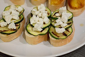 bruschetta met courgette 04