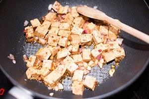 noedels met sperziebonen en tofu 01