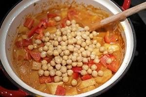 curry met zoete aardappelen 01