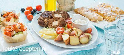 De smaak van Griekenland