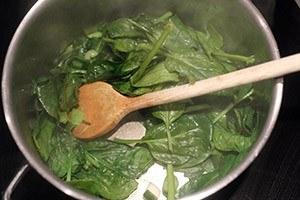 bosuien spinazie soep 01