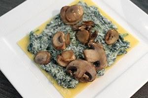 open lasagne met spinazie 01