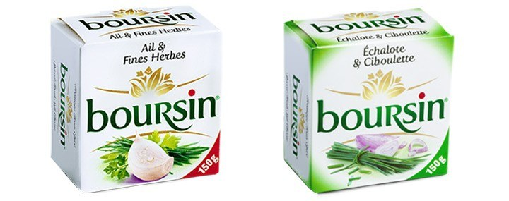 boursin blog packshots