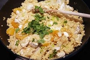 couscous salade met kip 01