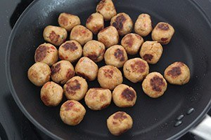 macaroni met kipballetjes 01