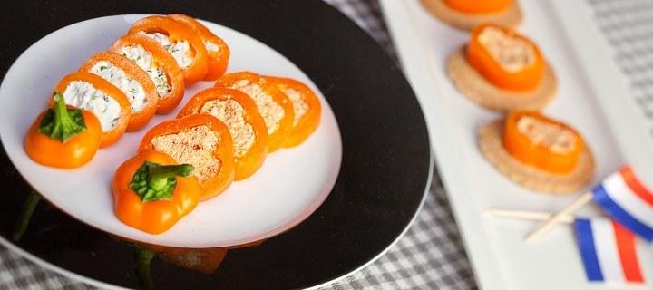 oranje snack