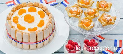 10 x Oranje recepten