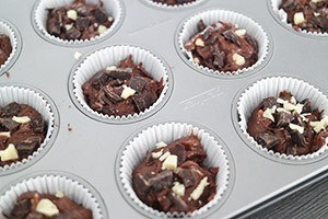 triple chocolade muffins 01