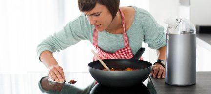 De ideale keukenhulp: Plenty Easypull