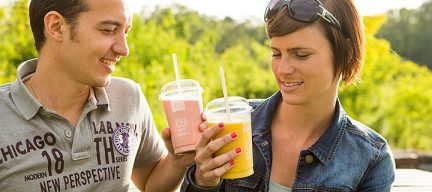 Getest: McDonald's Iced Fruit Smoothies