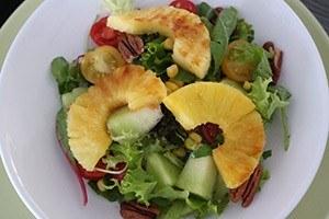 tropische kip salade 01