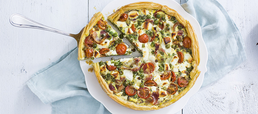 10 tips voor de perfecte quiche