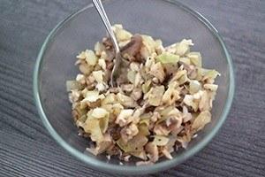gevulde kipfilet met champignons 01