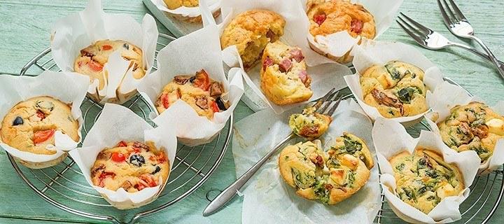 10 x inspiratie voor muffins
