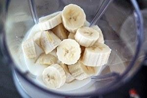 smoothie banaan perzik 01