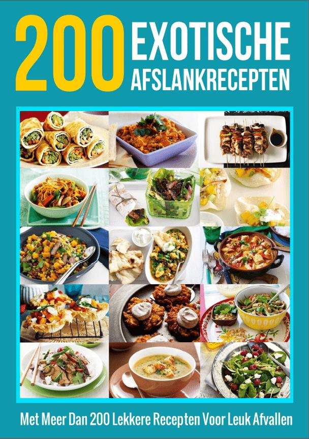 boek exotische recepten