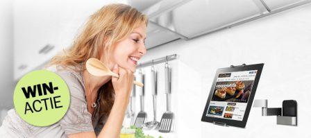 Koken met je tablet + winactie