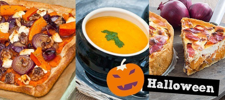 Halloween + 10 x pompoen recept