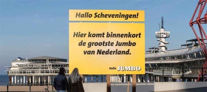 Grootste Jumbo van Nederland opent haar deuren