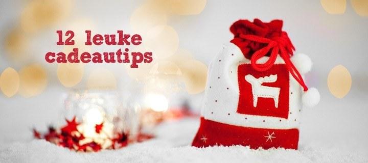12 cadeautips voor de kerst