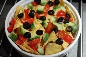 mexicaanse tortilla snack 01