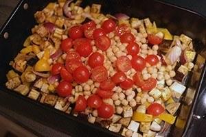 open wraps met geroosterde groenten 01