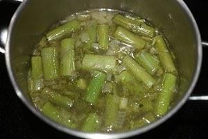 groene asperge soep 01