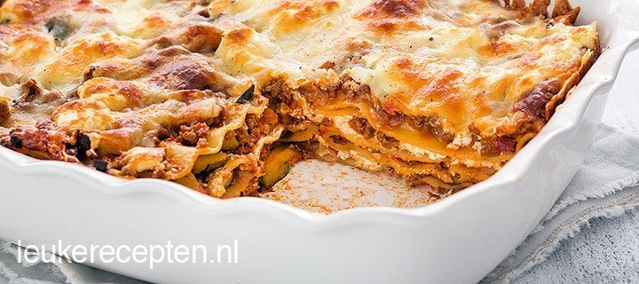 lasagne gehakt