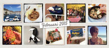 De maand van LeukeRecepten - februari 2015