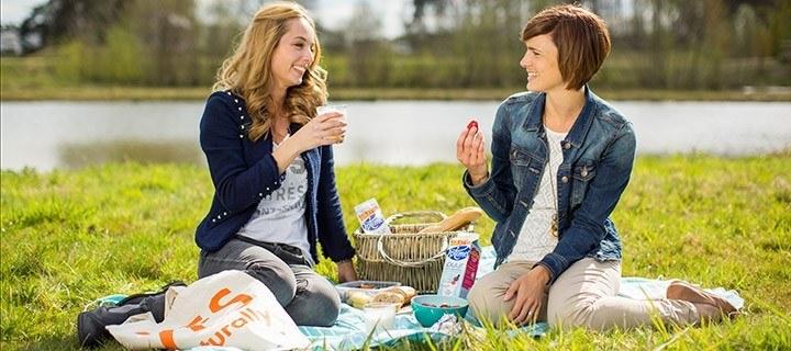Picknicken in het park: puur genieten