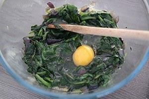 spinazie taart met zoete aardappel 01