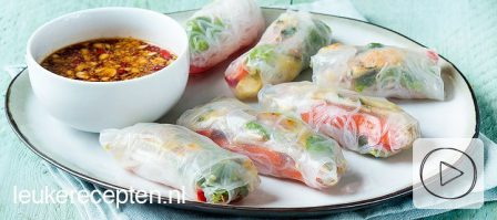 Video: vietnamese spring rolls